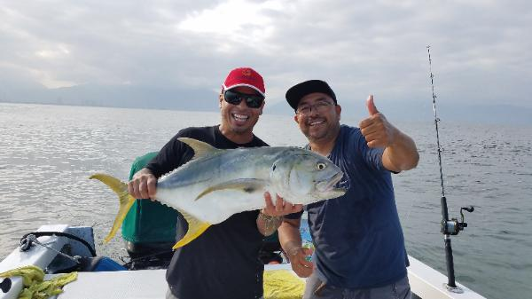 Puerto vallarta fishing report may 2017 for Nuevo vallarta fishing